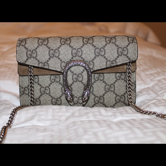 a7c037a6e8 Gucci Bags | Dionysus Gg Supreme Super Mini Bag | Poshmark